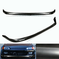 For 92-95 Honda Civic Coupe Hatchback BYS Polyurethane Front Lower Bumper Lip