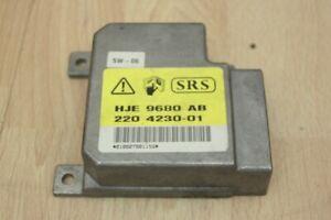 AIRBAG CONTROL MODULE / SPATIAL SENSING - Jaguar XK8 XKR 2000-2002 HJE9680AB