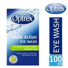 Optrex Multi Action Eye Wash (100ml) - 2 Piece