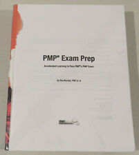 PMP Exam Prep, by Rita Mulcahy, accelerated learning to pass PMI's PMP Exam 8e