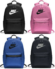 2020 Nike Heritage 2.0 Big Logo Backpack Back Pack Book Bag - Many Colors Laptop
