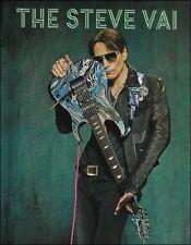Steve Vai Signature Passion & Warfare 25th Anniversary Ibanez Uv77 guitar pin-up