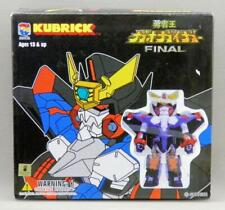 New Medicom Kubrick King of the Braves GaoGaiGar Final Action Figure
