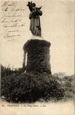 CPA GRAVILLE-ST-HONORINE - La Vierge Noire (199452)