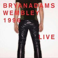 Bryan Adams - Live at Wembley 1996 (NEW 2 x CD)