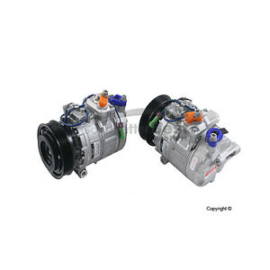 One New DENSO A/C Compressor 4711260 4B0260805BX for Audi for Volkswagen VW