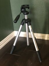 Manfrotto 3405 Aluminum Tripod Bogen Photographer Camera Video