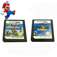 New Super Mario+ Bros Game Card For Nintendo 3DS DSI DS XL Xmas Gift