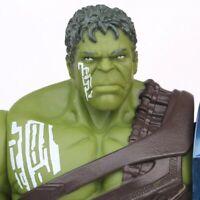 35cm Hulk Action Big Size Figure Moveable Hands Marvel Avengers Thor 3 Ragnarok