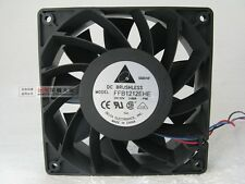 Delta FFB1212EHE Cooling Fan 120x120x38mm DC 12V 3A 3-wire