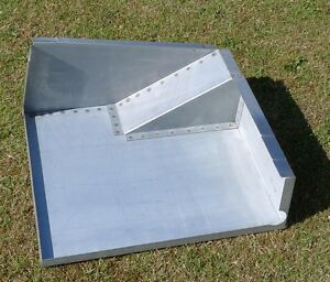 Under Seatbox Seat Box Base Locker Tool Tray Panel for Land Rover Series 2 2a 3