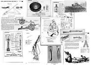 40 MANUALI  GIAPPONESI ARMI AEREI NAVI  WW2 WWII SCAVO RELIC MILITARIA  -PDF-