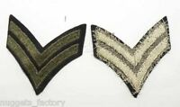 Patch / grade  Original US Army WWII / Korée ( 364 )