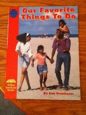 Our Favorite Things to Do by Lisa Trumbauer (2000, Paperback)
