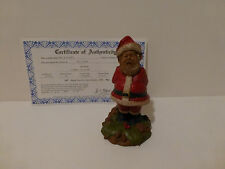 Tom Clark + Mr. Claus + Cairn Studio Coa # 1180 c. 1987