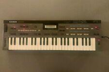 Casio CZ-101 Phase Distortion Synthesizer Vintage 1985 + PSU