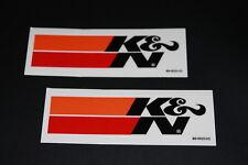 K&n KN K et N Autocollant Sticker Filtre à Air Racing décalque colle bapperl Logo ö3