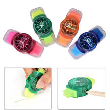 Watches Sliced Pencil Sharpener With Erasers Brush For Office School Supplies MW