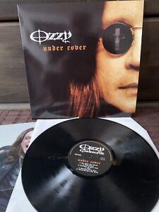 12inch Vinyl LP Ozzy Osbourne - Under Cover - Black Sabbath