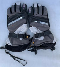 New listing Mens Swany Tri-plex Gloves Black With Leather size Xlarge.