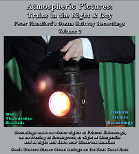 Peter Handford's Steam Railway Recordings 2 Trains In The Night & Kent Coast CD
