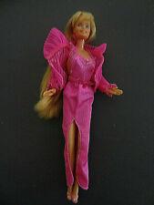 Poupée vintage BARBIE MATTEL 1980  : BEAUTY SECRETS # 1290 en tenue d'origine