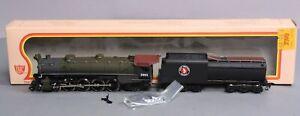 IHC M620 GN 3993 4-8-2 Steam Locomotive & Tender/Box