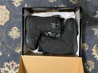 Ride Lasso Boa Snowboard Boots Men's Size 9 Black New 2020