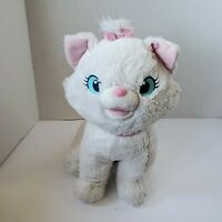 "Disney Store Exclusive Aristocats Marie Plush White  13""  Preowned"