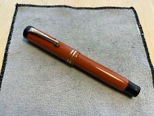 Vintage Parker Duofold Junior Fountain Pen- Named