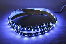 LED Light Strip - Dual Color (Blue/White) LED Light Strips for Auto Airplane Air