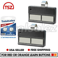 2 For 972LM 973LM 971LM LiftMaster Garage Door Opener Remote Transmitter 390mhz