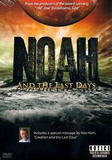 NEW Sealed Christian Documentary DVD! Noah and the Last Days (Ray Comfort)