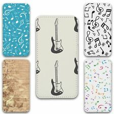 For iPhone XR Flip Case Cover Music Set 4
