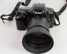 Nikon F50  mit Sigma 28-200mm