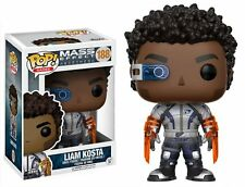 Mass Effect Andromeda Liam Kosta POP Games #188 Vinyl Figure FUNKO