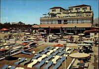 JORDANIEN Postkarte JORDAN Postcard ~1970 AQABA Aquamarina alte Ansichtskarte