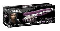 BaByliss iPro 230 Steam Hair Straightener hydrated hair during straightening NEW