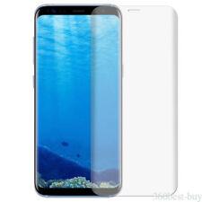 PELLICOLA in VETRO TEMPERATO PROTEZIONE SCHERMO PER Samsung Galaxy S8 Note Edge