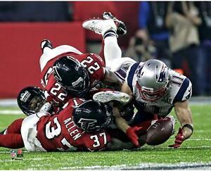 "Julian Edelman New England Patriots Unsigned Super Bowl LI Catch 8"" x 10"" Photo"