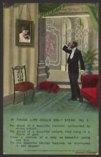 More details for bamforth. if those lips could only speak. missing his wife. 4 part song card set