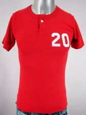 New listing Hf2420 Vintage 1980s *Reddy Ice* Athletic Team Jersey T-Shirt - 32