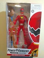 New listing *Mint* Power Rangers Lightning Collection S-7 Dino Thunder Red Ranger ° Misb °