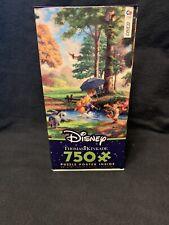 Ceaco Disney Thomas Kinkade Winnie The Pooh Puzzle 750 Pieces New