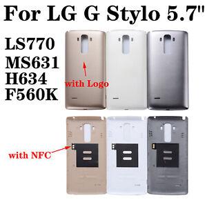OEM with NFC For LG G Stylo LS770 MS631 H634 F560K Rear Back Door Battery Cover