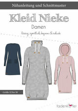 Schnittmuster Damen Kleid NIEKE Gr. 32 - 58 Fadenkäfer