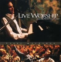 Terry MacAlmon • Live Worship CD 2000 MacAlmon Ministries •• NEW ••