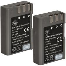 BM 2 EN-EL9, EN-EL9A Batteries for Nikon D5000, D3000, D60, D40, D40X SLR Camera
