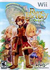 Rune Factory: Frontier WII New Nintendo Wii