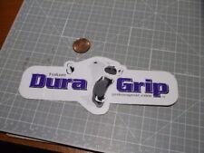 DURA GRIP GLOSSY Sticker / Decal  Automotive  ORIGINAL old stock
